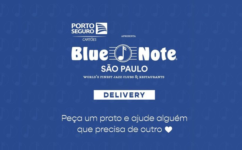Blue Note São Paulo donates meals to people in vulnerable situations and creates a campaign to expand the initiative