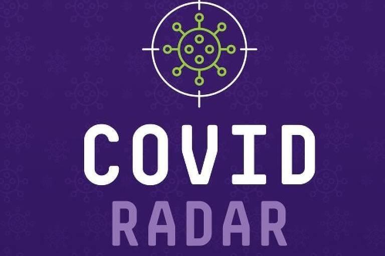 Covid Radar: coletivo integra iniciativas de enfrentamento àpandemia