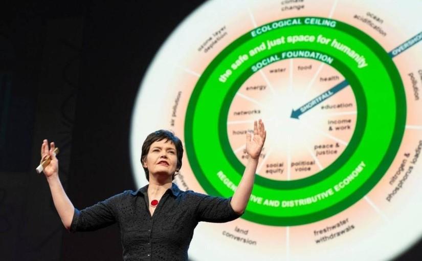 Amsterdã adota modelo de 'doughnut' para reconstrução econômicapós-coronavírus