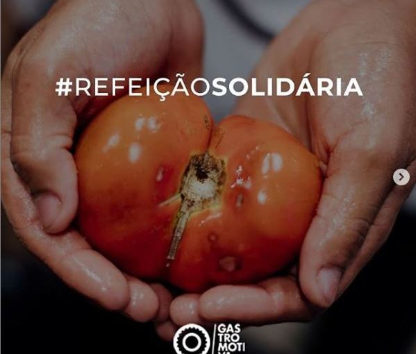 Gastromotiva launches solidarity kitchens to increase access to food by the vulnerablepopulation