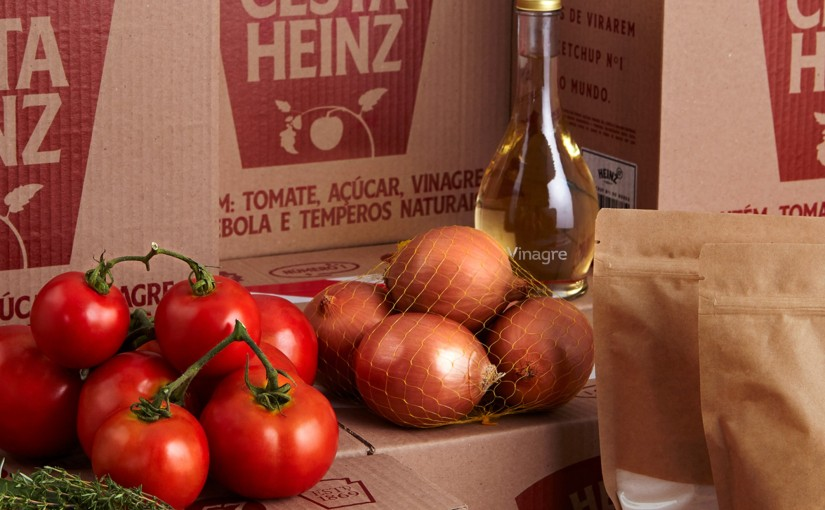 Heinz turns ingredients from its ketchup into donation kits for meal preparation