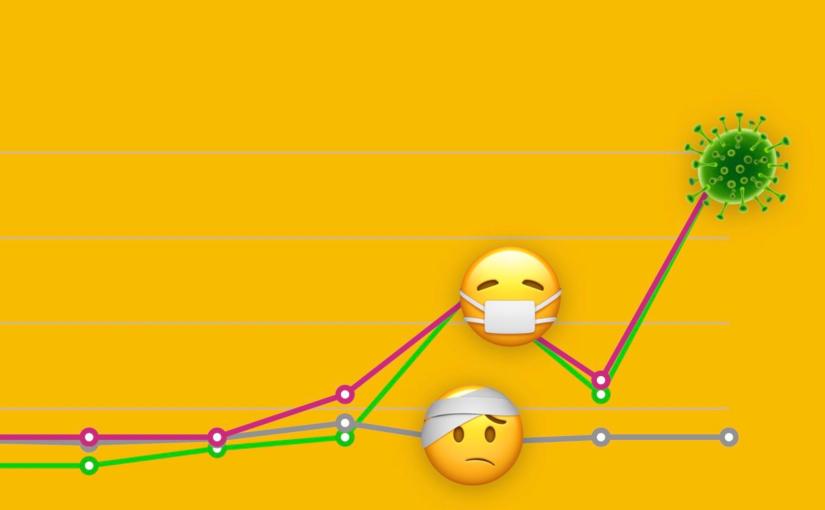 Spread of the Coronavirus Emoji poremojipedia