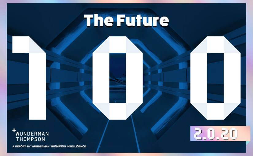 The Future 100 2.0.20 by WundermanThompson