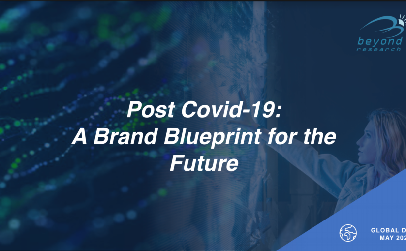 Post Covid-19: A Brand Blueprint for the Future by BeyondResearch