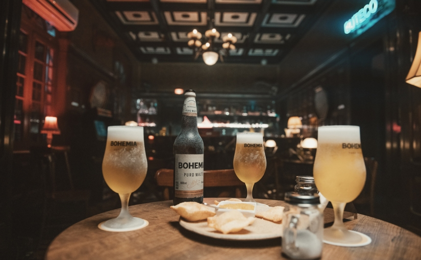 Beer brand Bohemia launches a movement to help bars reopen after quarantineends