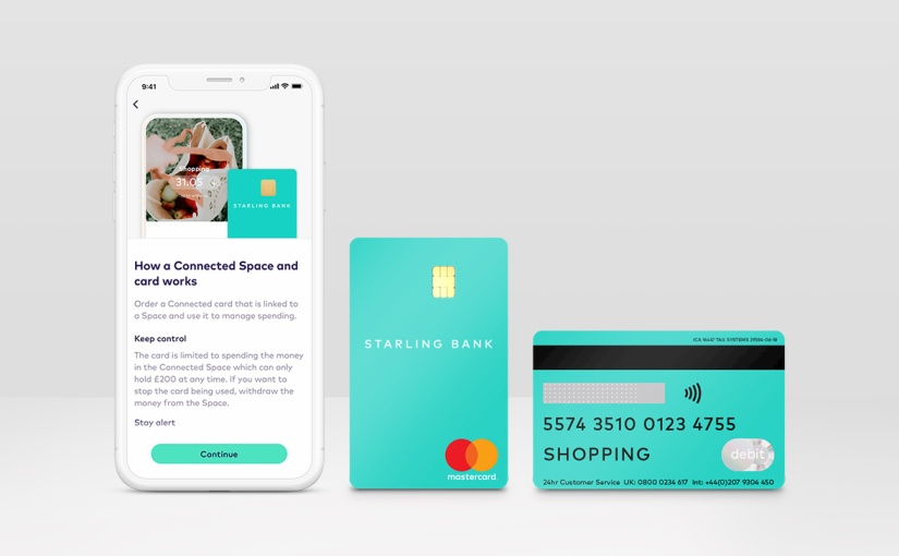 Starling Bank creates card that allows anyone to make purchases for those in social isolation